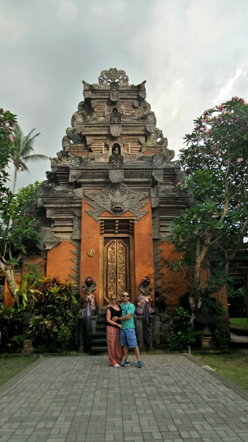 Ubud Palace