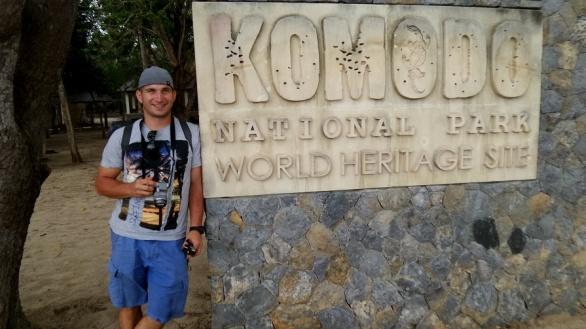 Komodói Nemzeti Park