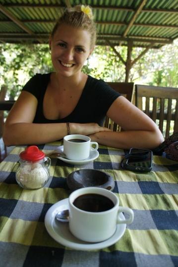 Luwak kávé