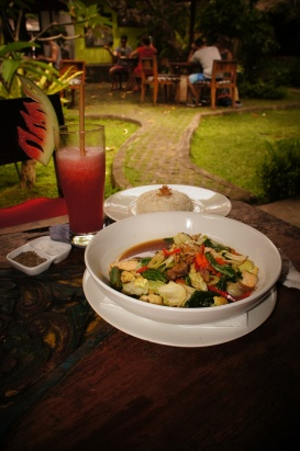 Még mindig imádom a Balinéz konyhát