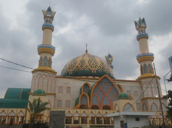 A legnagyobb mecset Mataramban