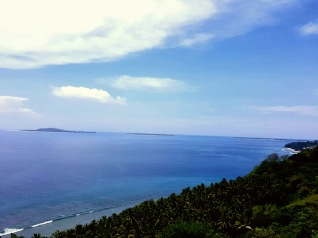 A kicsi foltok a Gili szigetek