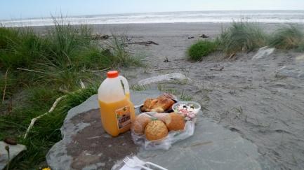 Piknik a parton