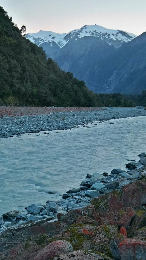 Gleccservíz