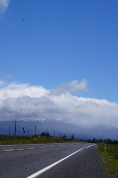 Tongariro vulkán