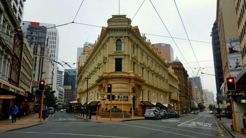 Wellington belváros