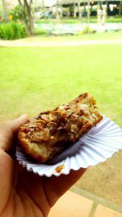 Banános muffin