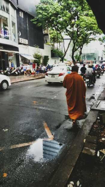 Merthogy itt buddhizmus van
