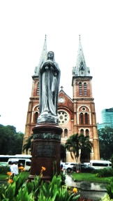 Saigon Notre Dame